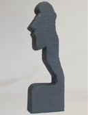 Skulpturen aus Schiefer