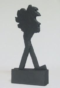 Schieferskulptur, Schieferkunst